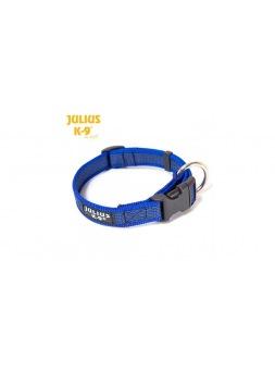 Collar engomado Julius K9 Azul