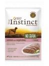 True Instinct No Grain Salmón y Verduras Terrine