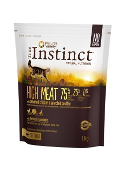 True Instinct High Meat Cat 7 KG