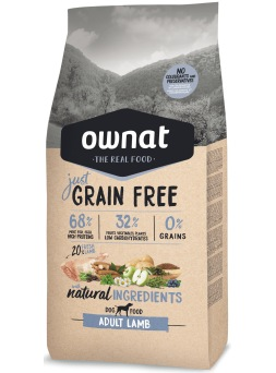 Ownat Just Grain Free Lamb