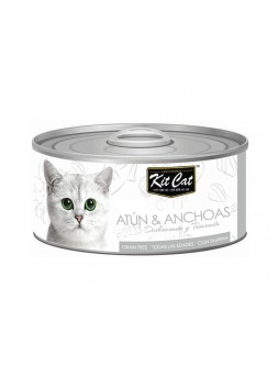 Kit Cat Atún con Anchoas