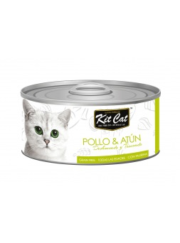 Kit Cat Pollo con Atún