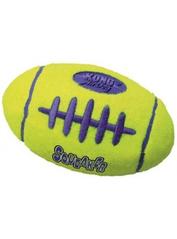 Air Kong Squeaker Football M