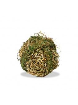 Bola de heno del prado
