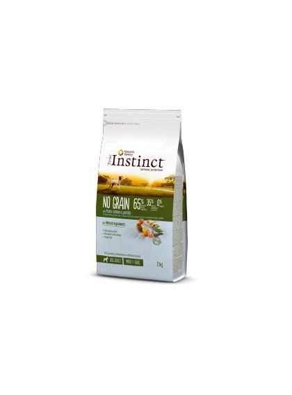 True Instinct No Grain con Salmón fresco y patata – Mini – Adult