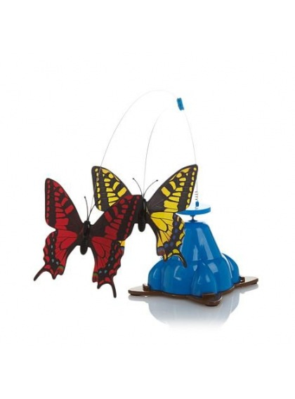 Ourpets Whirling Wiggler - Mariposas