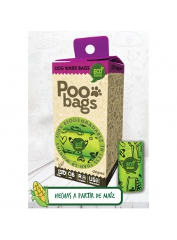Poo Bags Bolsas Biodegradables