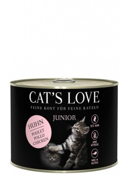Cat´s Love Junior Pollo