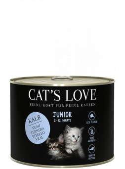 Cat´s Love Junior Ternera
