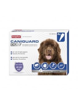 Caniguard Duo Pipetas para Perros de 40-60 kg