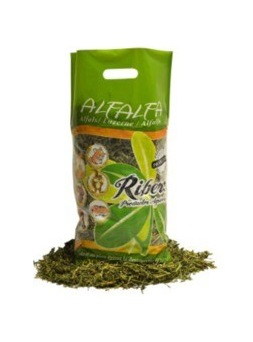 Heno de Alfalfa 1 kg