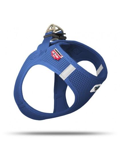 Curli Arnés Vest Air-Mesh Azul