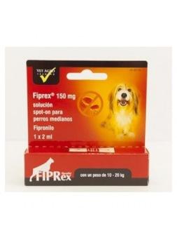 Fiprex Perros Medianos Solución Spot On 1 pipeta