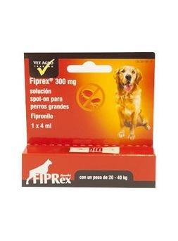 Fiprex Perros Grandes Solución Spot On 1 pipeta
