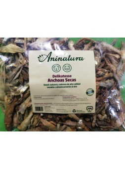 Anchoas secas