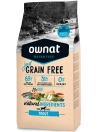 Ownat Just Grain Free Trout