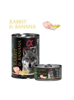Conejo & Banana Alpha Spirit