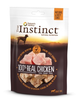 True Instinct Natural & Tasty Cubes Pollo