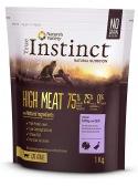 True Instinct High Meat Pavo deshuesado con pato 1 kg