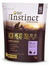 True Instinct High Meat Pavo deshuesado con pato 1 kg