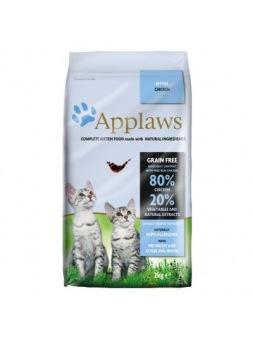 Alimento seco para gatitos - Pollo