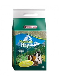 Heno de montaña con extra de menta 500 g