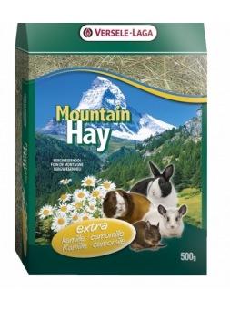 Heno de montaña con extra de camomila 500 g
