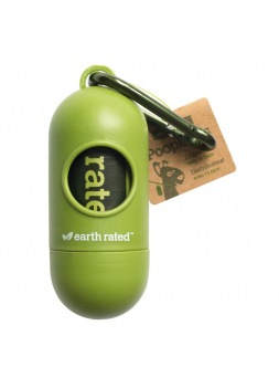 Dispensador de bolsas Earth Rated