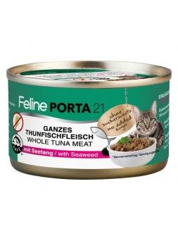 Feline Porta 21 Atún con Algas marinas