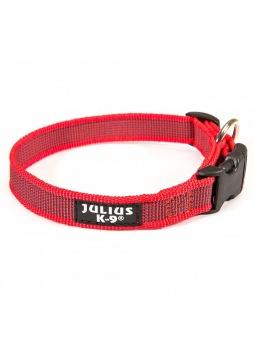 Collar engomado Julius K9 Rojo